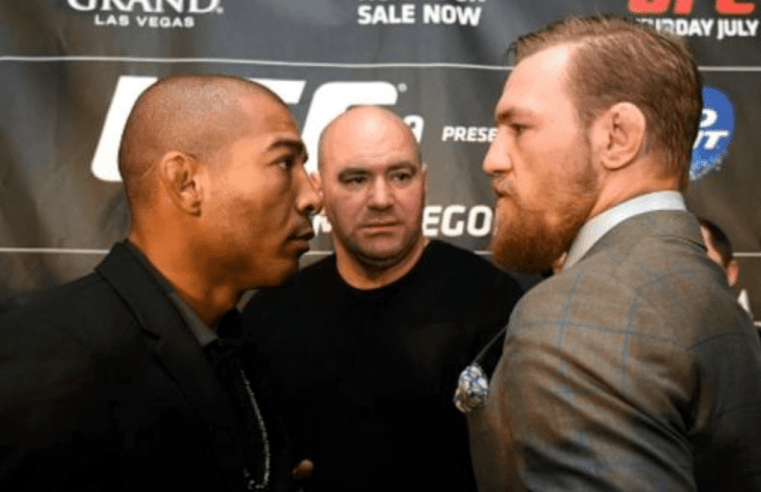 Classy Jose Aldo Comments On Conor McGregor's Retirement