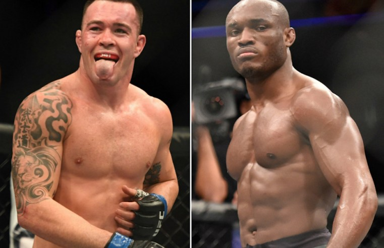 Kamaru Usman Says He Is More American Than Colby Covington