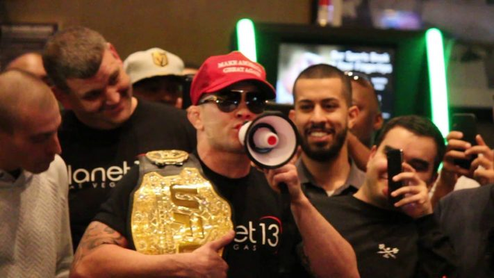 Colby Covington Hits Out At 'Liars' Dana White And Jorge Masvidal