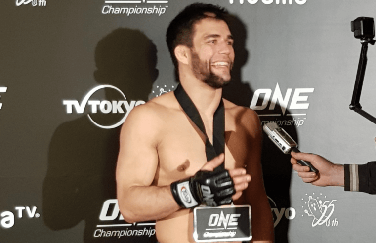 Garry Tonon Wins At ONE: A New Era With His 'Grap Boxing'