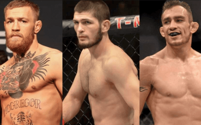 Khabib Preparing For Ferguson, Doesn't Pay Attention To 'Idiot' McGregor