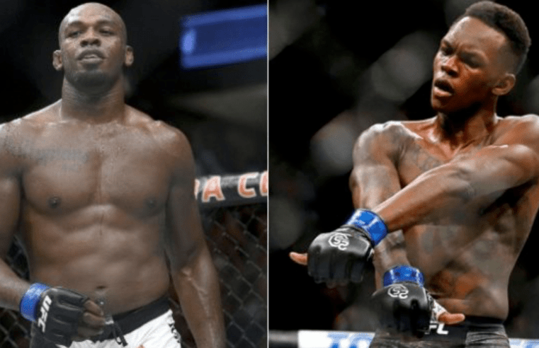 Jon Jones Offers To Help Robert Whittaker Prepare For Israel Adesanya