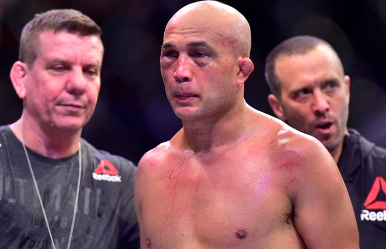 BJ Penn Sets Unflattering Record At UFC 237, Conor McGregor Reacts
