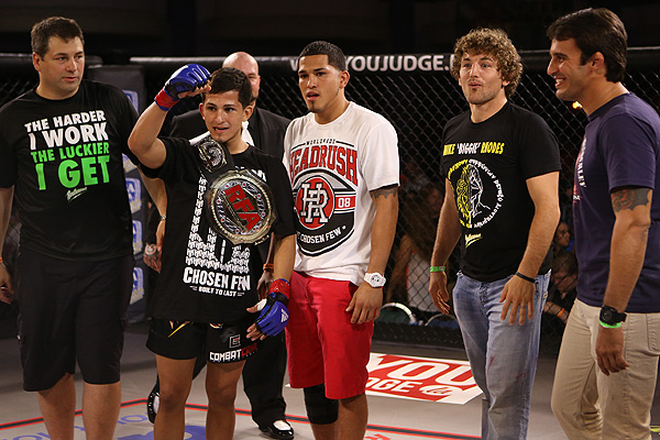 Duke Roufus Reveals Strategy To Prepare Anthony Pettis For Nate Diaz