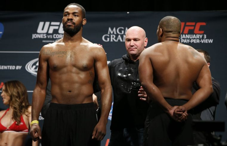 "Jon Jones Says Daniel Cormier ""Doesn't Have The Balls"" To Fight Him At Light Heavyweight"