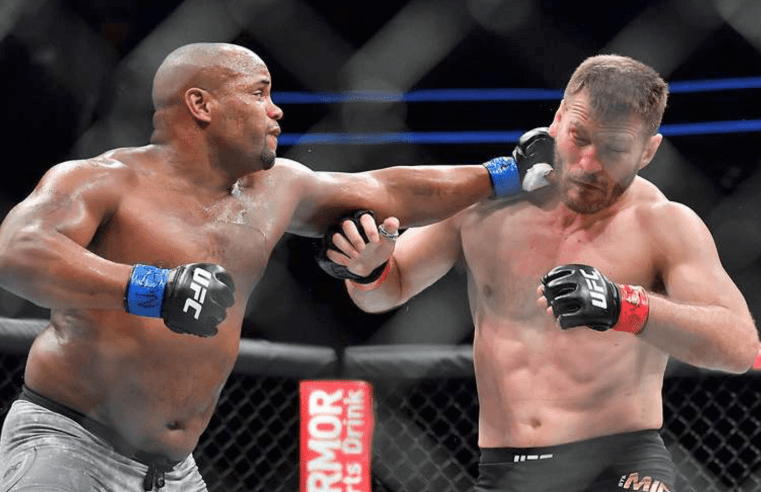 Stipe Miocic Labels Daniel Cormier An 'Idiot', Was Surprised When Rematch Was Announced
