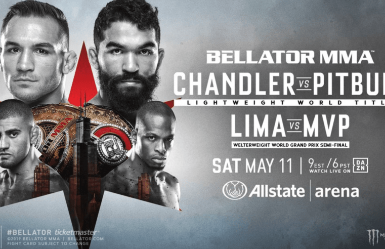 Bellator 221 Results: Chandler vs Pitbull