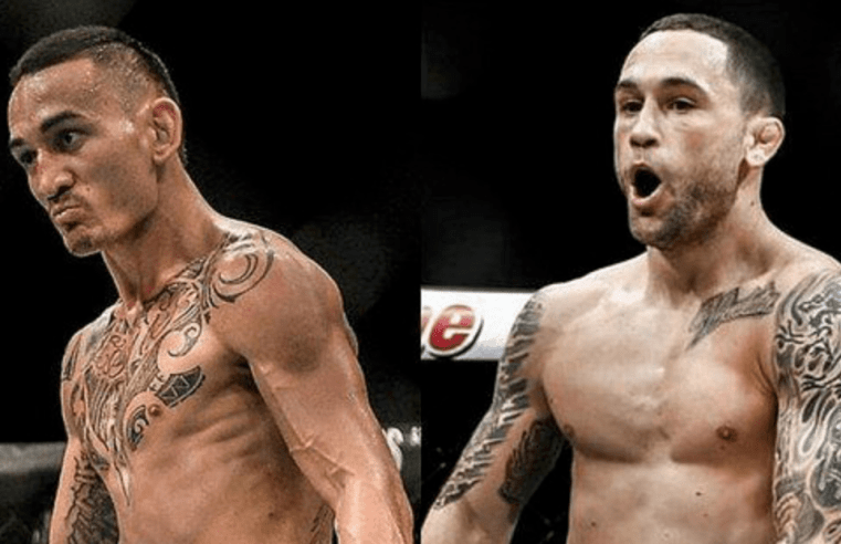 Max Holloway vs Frankie Edgar Set For UFC 240