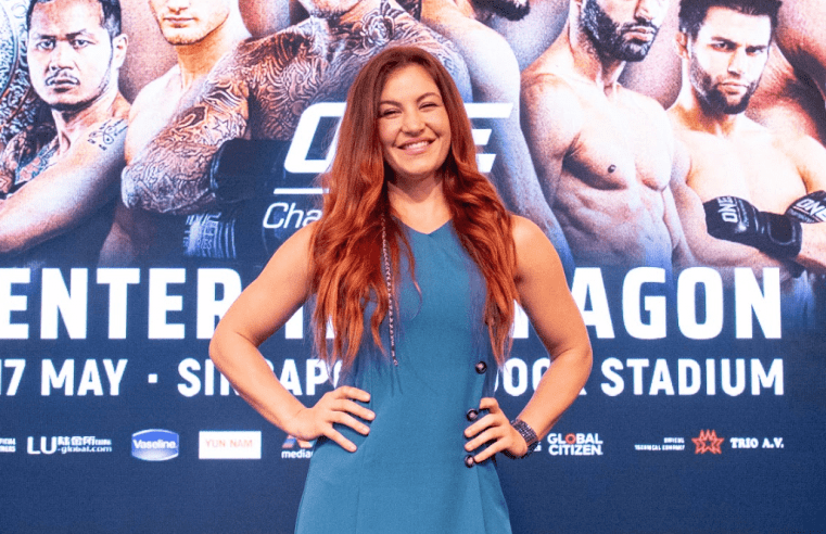 Miesha Tate On Her Move To Singapore And ONE: Enter The Dragon