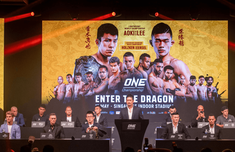 ONE: Enter The Dragon Pre-Fight Interviews