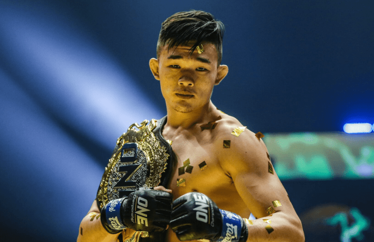 Christian Lee Plans To Become The Double Champion Now