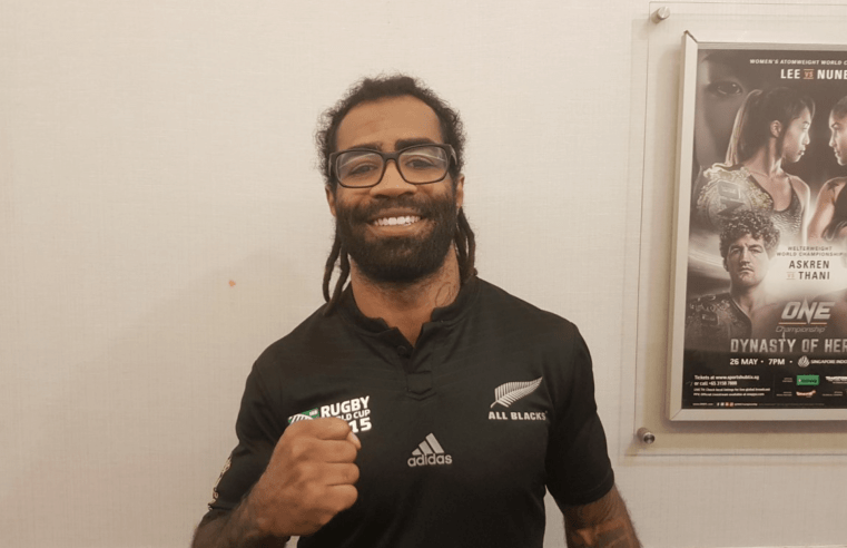After KO Of Sage Northcutt, Cosmo Alexandre Looks At What's Next