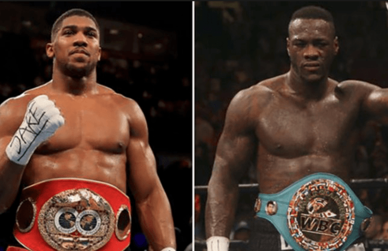 George Foreman: Joshua vs Wilder Would Be Biggest HW Fight Ever