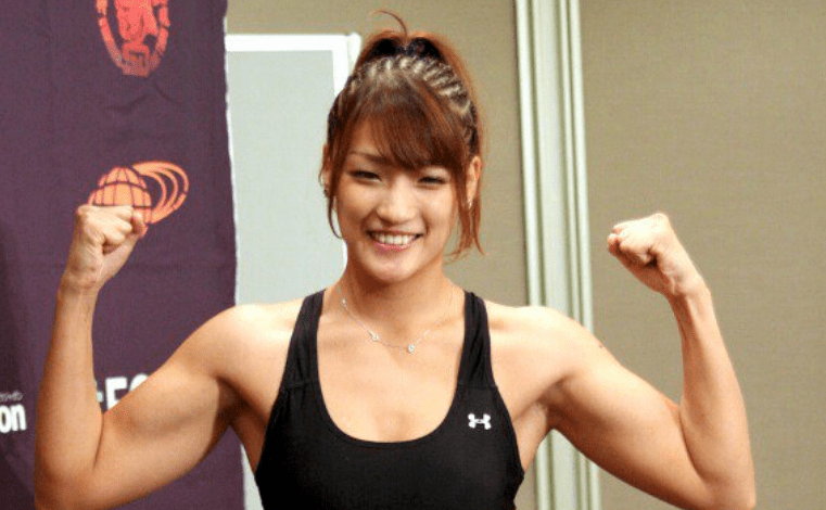 Rizin's Rena Kubota To Fight At Bellator 222