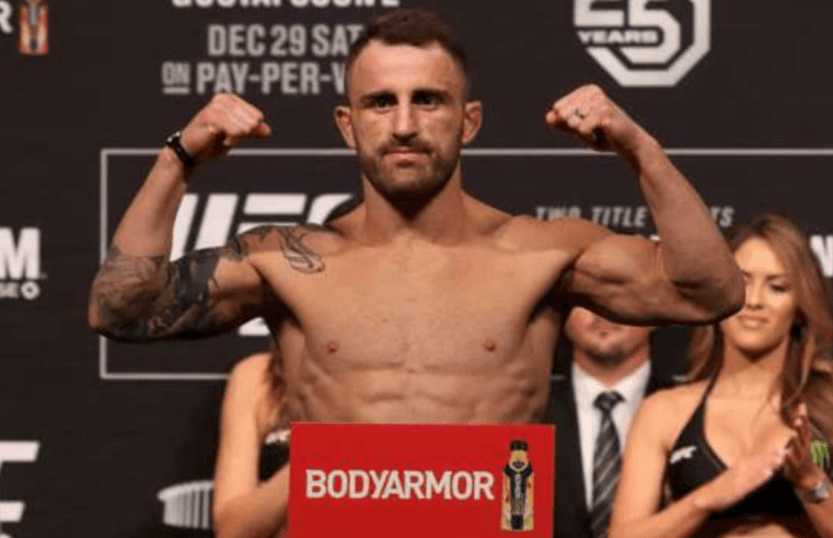 Alex Volkanovski On Blood Infection: I Could Have Lost My Leg