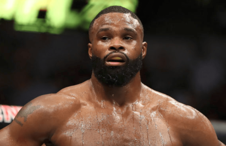 Tyron Woodley On Colby Covington's Trash Talking And Training With GSP