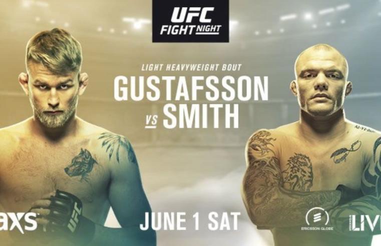 UFC Stockholm Pre-Fight Videos