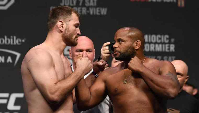 Stipe Miocic vs Daniel Cormier 3 In The Works