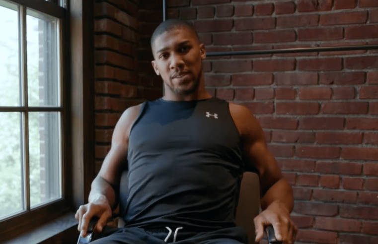 Anthony Joshua: I Did Not Have A Panic Attack Before Andy Ruiz Fight