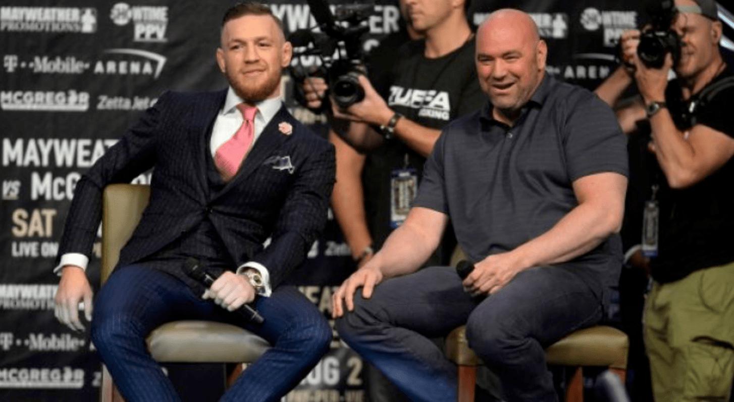 Dana White: Conor McGregor Will Fight In 2019