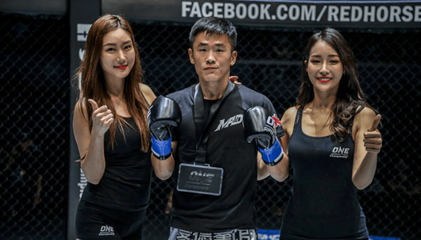 Han Zi Hao: I Will Show The Pride Of Muay Thai In China