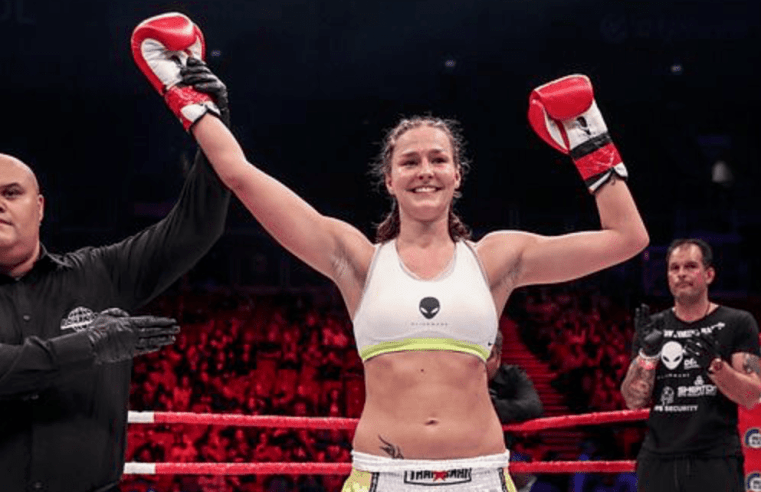 Unbeaten Dutch Muay Thai World Champion Jorina Baars Signs With ONE