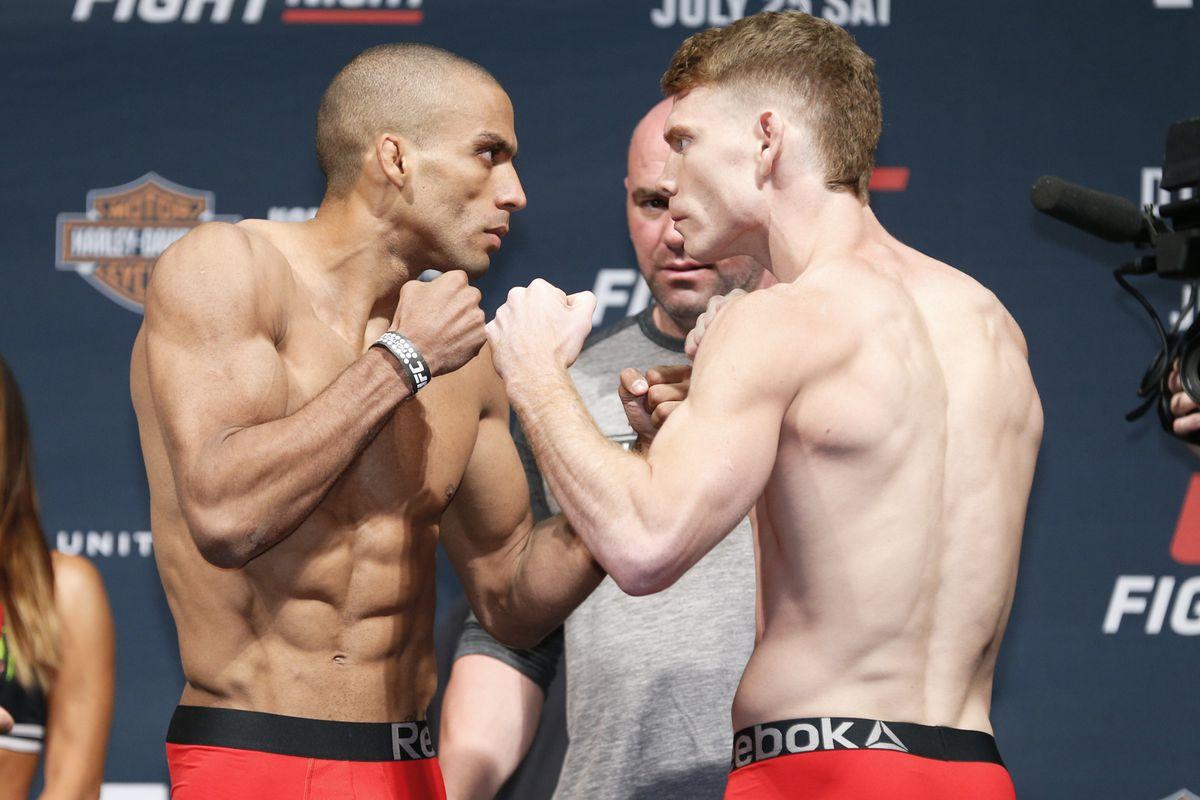 Paul Felder Vs Edson Barboza To Co-Main Event UFC 242