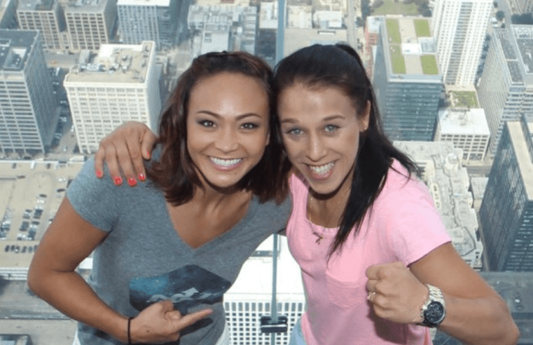 Michelle Waterson And Joanna Jedrzejczyk Agree To Fight