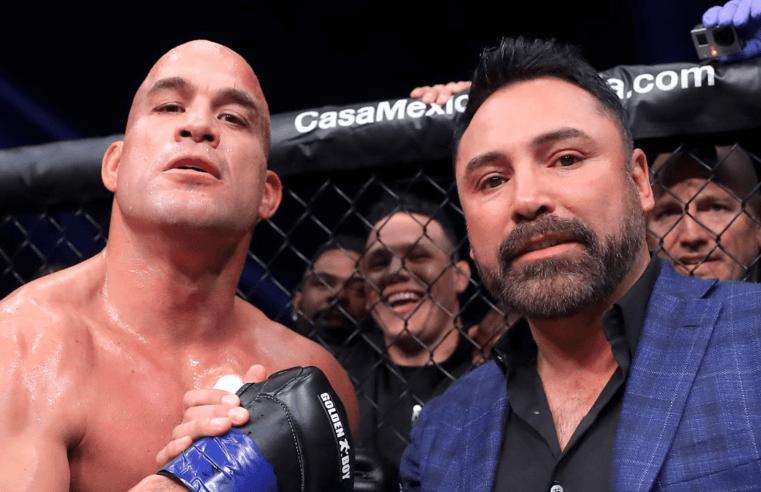 Oscar de la Hoya Calls Dana White A Bully, Talks Working On Something Big In MMA