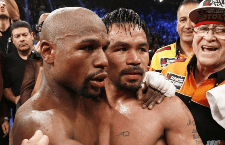 Floyd Mayweather To Manny Pacquiao: You're My Employee