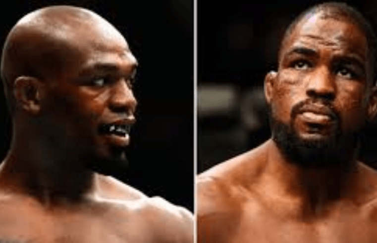 UFC – Corey Anderson: Jon Jones Has Gone From GOAT To Female Dog