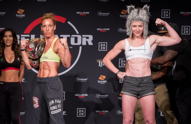 Bellator 224 Weigh-In Results