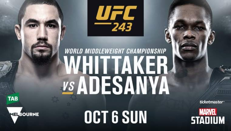 UFC 243 Pre-Fight Videos