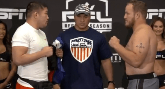 PFL 6 Results And Playoff Brackets