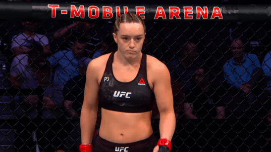 Aspen Ladd Has Had Her Bantamweight Licence Suspended By CSAC