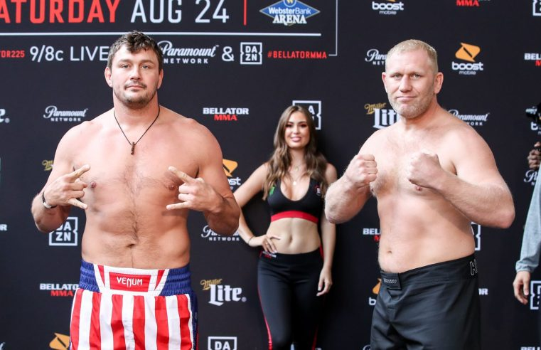 Bellator 225 Weigh-In Results