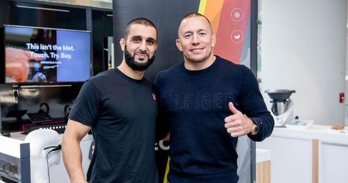 UFC: Firas Zahabi On GSP Returning And Kevin Lee Becoming Champion