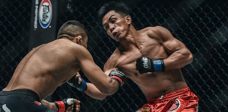 Kevin Belingon Promises To Bring Home Title To The Philippines