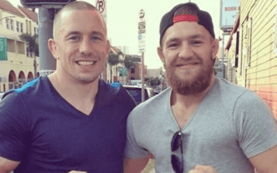 Dana White Changes Tune On GSP And Conor McGregor