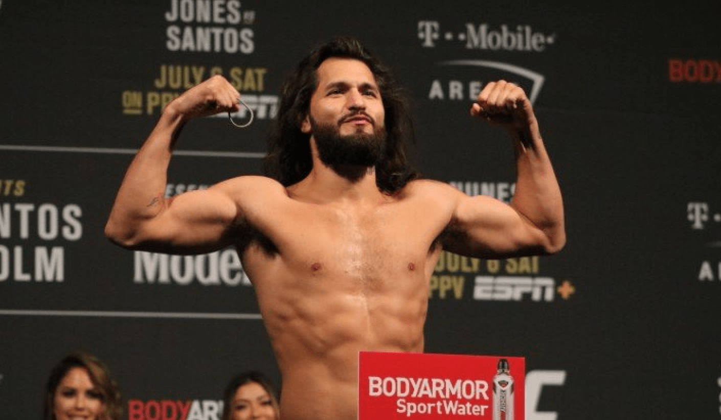 Masvidal On McGregor, Covington And Running The Welterweight Division