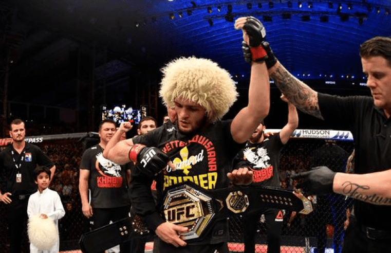 "Khabib: ""I'm About 80% Sure My Next Fight Will Be In Russia"""
