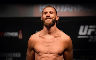 UFC: 'Cowboy' Cerrone To Train At Roufusport Ahead Of McGregor Fight
