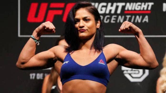 Cynthia Calvillo Talks Fighting Rodriguez, Leaving TAM