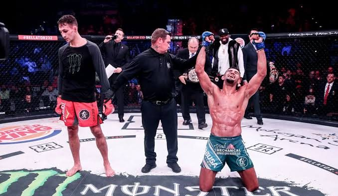Bellator MMA Round-Up: Baby Slice Win Overturned, Douglas Lima Talks Ben Askren