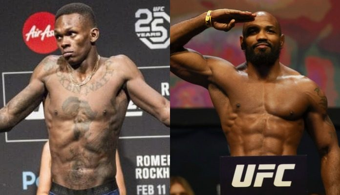Adesanya To Defend Title Against Romero, After Costa Injury?