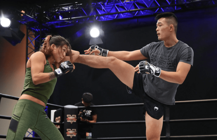 ONE: Century Open Workouts