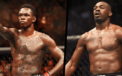 Israel Adesanya Goes Off On Jon Jones