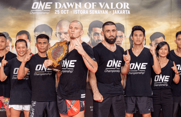 ONE: Dawn Of Valor Weigh-In And Hydration Test Results