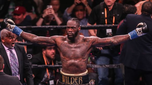 Deontay Wilder: I Hit Harder Than Mike Tyson, George Foreman: Nah