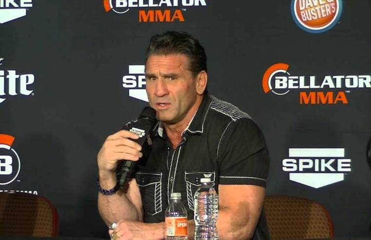 UFC: Ken Shamrock Doesn't See The Point In The BMF Title
